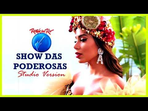 CHOW PODEROSAS MUSICA DAS DE BAIXAR ANITA