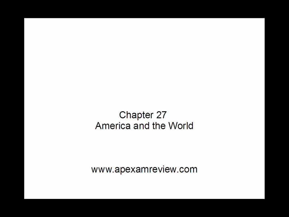 apush chapter 1 rq This video covers the second half of chapter 3, settling the northern colonies from the american pageant textbook by.