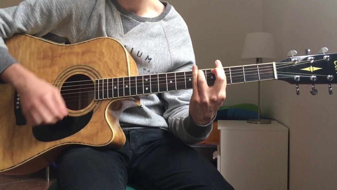 slide-calvin-harris-acoustic-guitar-cover-emilio-truocchio