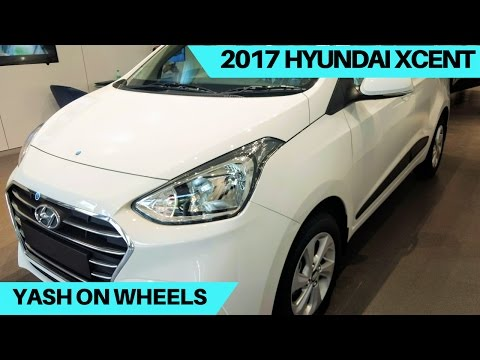 2017 Hyundai Xcent Facelift Review NEW FEATURES