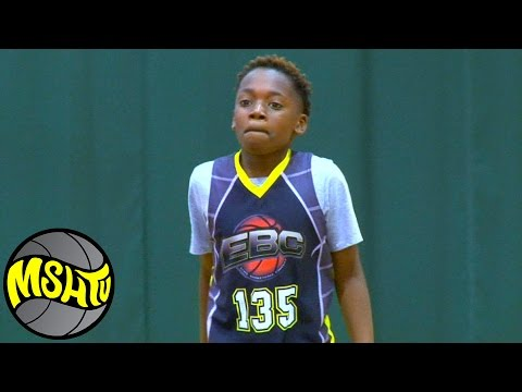 5th Grader Nathan Campbell Has Game Ebc Oregon Camp Class Of