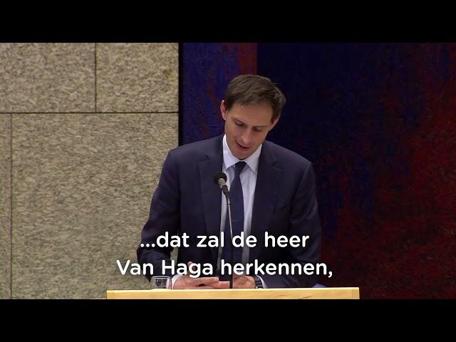 Wopke Hoekstra gaat met de banken praten inzake financiering voor het MKB   02-06-2021