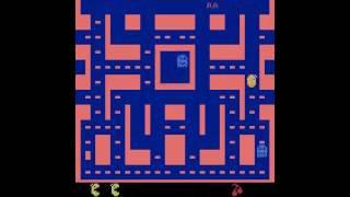 Fractal AI vs Pacman-ram