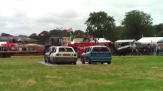 HD Big Pete Monster Truck - Monster Jam Scorton 2009 Part 1
