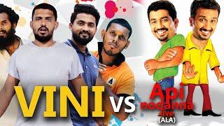 Vini Production vs APi Nodanna live Thumbnail