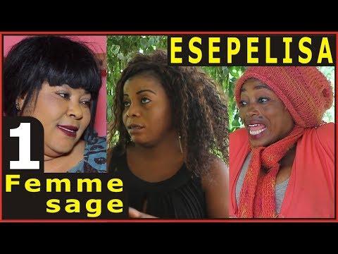 FEMME SAGE 1 Ebakata Darling Buyi-buyi Fanny Mayo Batista Moseka ESEPELISA THEATRE CONGOLAIS 2017