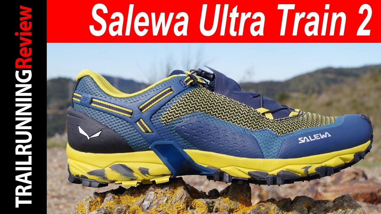 Salewa Ultra Train 2 Review Youtube