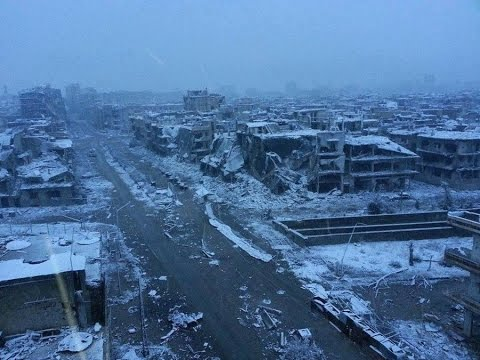 """""""There's no place like Homs.'"""