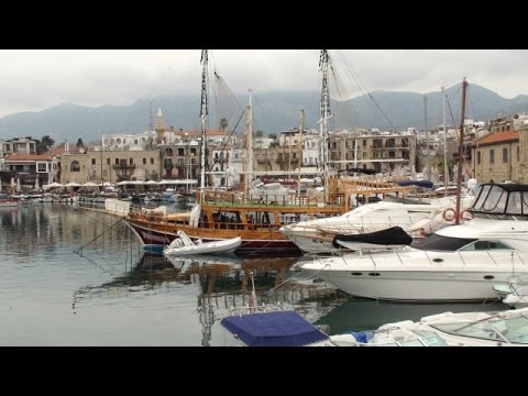 Girne - Kyrenia - Κερύνεια - Kyrenia Castle - Girne Kalesi - North Cyprus - Cypr