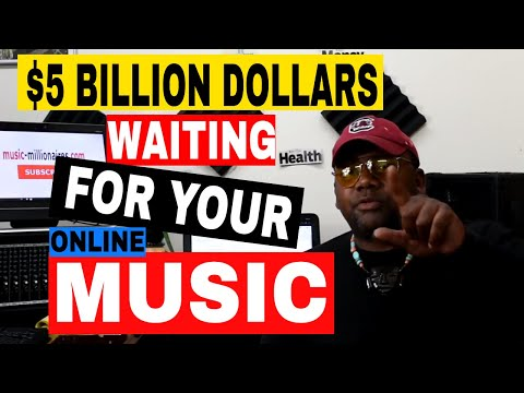 ✅ $5 BILLION  DOLLARS IN DIGITAL ROYALTIES FOR YOUR MUSIC