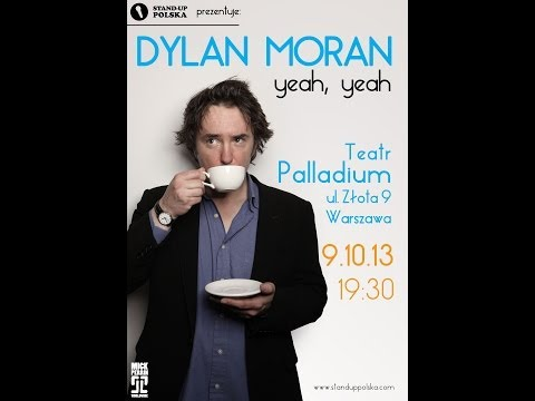 Dylan Moran  Yeah, Yeah 20131009, Palladium, Warszawa