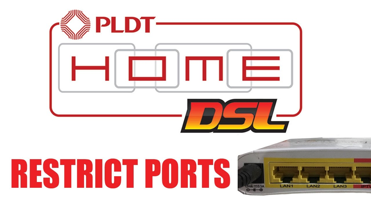 Pldt Home Fibr Port Forwarding 2018