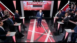 Ток-шоу «Что происходит» на РТР-Беларусь за 26 февраля: бизнес в Беларуси