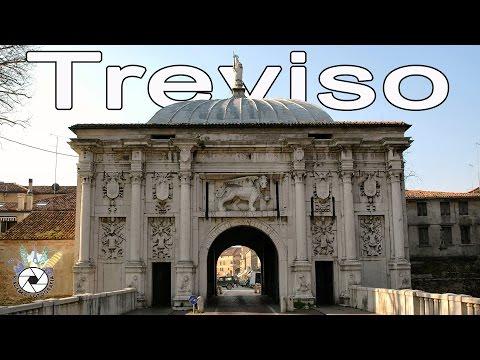 Conheça Treviso - Visita ao centro de Treviso
