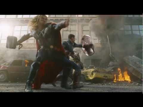 Marvel Avengers Assemble - Comeback by Redlight King video   HD