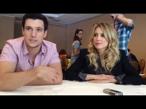 Falling Skies Interview: Drew Roy and Sarah Carter Preview the End of Season 4 and a 'Huge' Mission