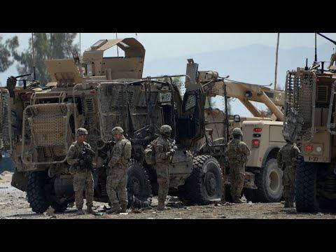 بدء هدنة تاريخية مع طالبان في أفغانستان  - نشر قبل 28 دقيقة