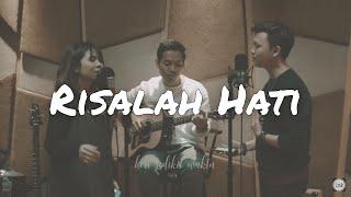 Dewa - Risalah Hati  Cover  | Audree Dewangga, Fredo Aquinaldo, Ingrid Tamara