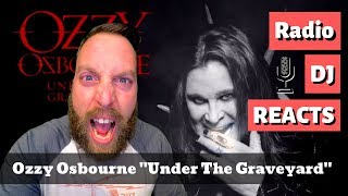 "Baixar Ozzy Osbourne ""Under The Graveyard"" (Review)"