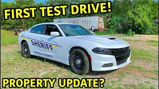 Rebuilding A Wrecked 2018 Dodge Charger Police Car Part 6