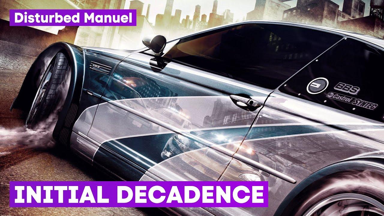 DISTURBED x MANUEL — INITIAL DECADENCE [MASHUP]