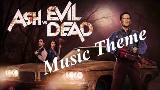 Ash Vs Evil Dead (Music Theme) Instrumental for Horror Rap