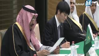 الملك سلمان: الإرهاب يمثل أكبر خطر على أمن الدول والشعوب