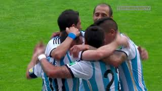 Nigeria vs Argentina 2 3 All Goals and Extended Highlights World Cup 2014 HD 1080i