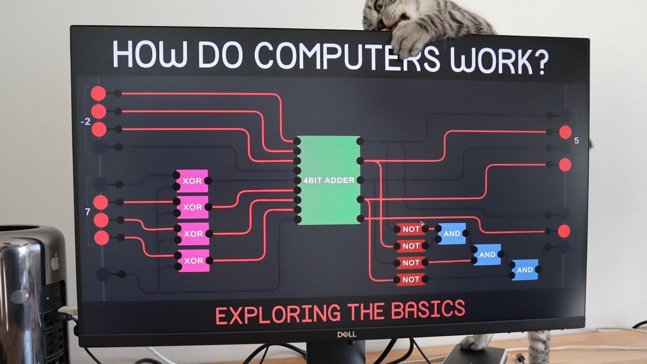 Exploring How Computers Work