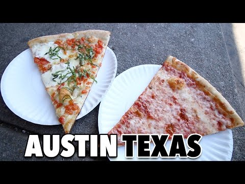 The Search For Austin's Best Slice