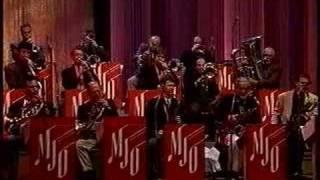 "David Matthew's Manhattan Jazz Orchestra plays ""Get It On"". Members..."