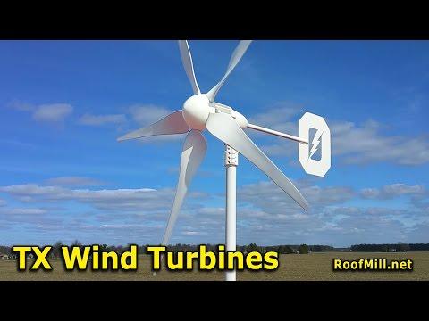 Rooftop Turbine
