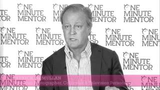Hearst One Minute Mentor: Patrick McMullan on Agility