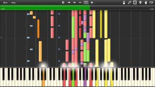 All You Need Is Love - The Beatles (Synthesia MIDI).