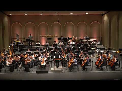Popper Hungarian Rhapsody | Hawaii Youth Symphony Mid Pacific Institute OLA Symphony