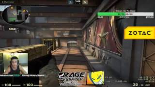 V3nombiceps streaming some casual CSGO - Live Stream #4!