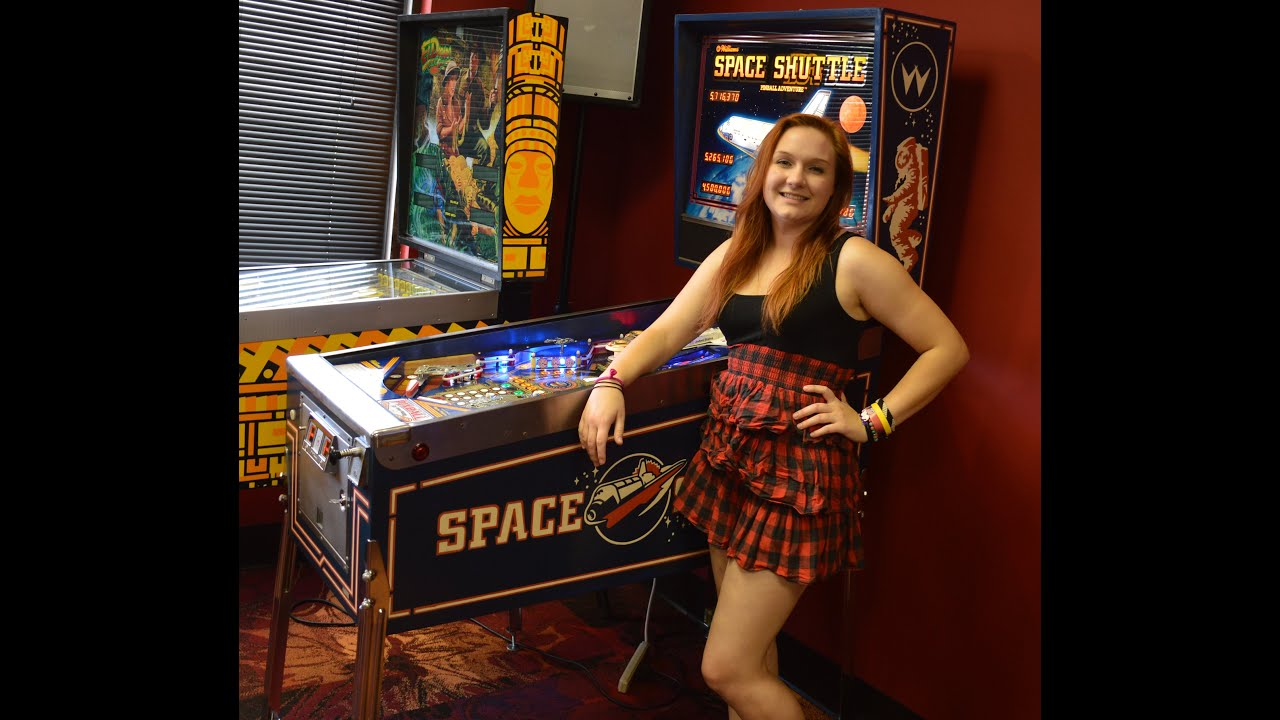 SPACE SHUTTLE Pinball Machine ~ GRC Feature Review! Rules ...