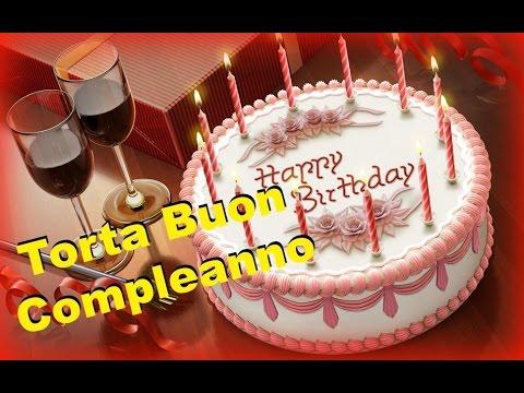 Torta Velocissima Buon Compleanno Per Adulti E Bambini Youtube