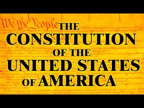 United States Constitution · Amendments · Bill of Rights · Complete Text + Audio
