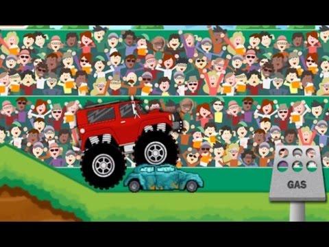 Best Mobile Kids Games - Monster Truck Game For Kids ...