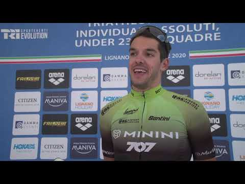 Tricolori Triathlon Sprint Lignano 2020