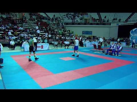 Andres Garcia V Alexandar Cesar Angelov WAKO World Championships 2019