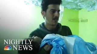 Syria Chemical Attack Massacre: Hundreds Killed And Injured | NBC Nightly News
