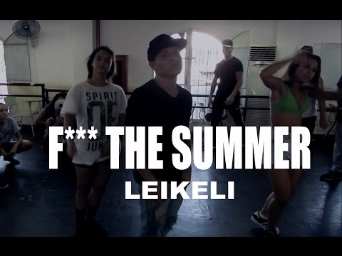 F*** The Summer Up - Leikeli - Choreography By Cleiton Oliveira
