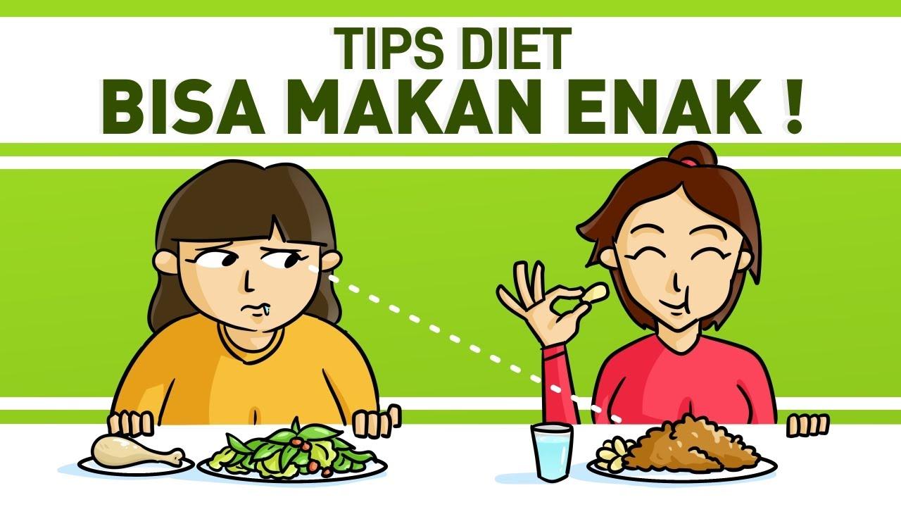 TIPS DIET SEHAT (CARA MENGECILKAN PERUT BUNCIT TANPA TERSIKSA!)