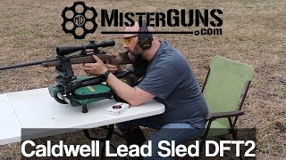 Caldwell Lead Sled DFT2 | Best Shooting Rest |Assembly and Review