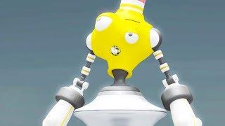 TOBOT Athlon English   206B - Snooze, You Lose   Season 2 Full Episode   Kids Cartoon