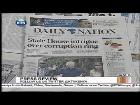 Press Review - Morning Express with Sophia Wanuna 12.02.2014