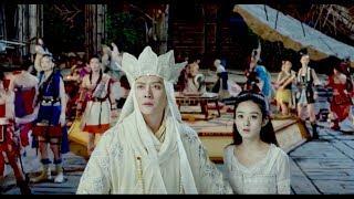 电影《西游记女儿国》首发先导预告|女儿国的美人美景揭开神秘面纱