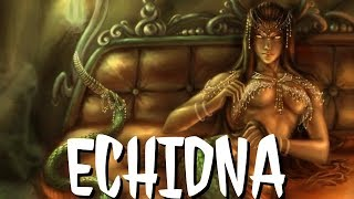 Mf 33 Echidna The Mother Of All Monsters Greek Mytholgy Youtube